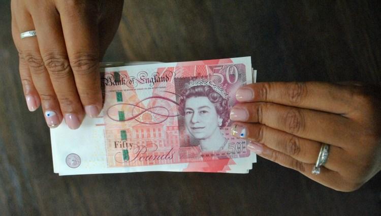 British pounds