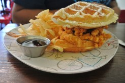 sf straw waffles