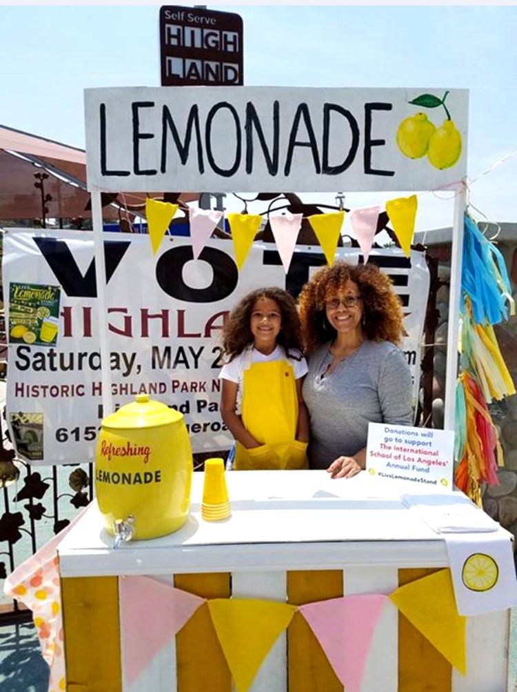 clinnie lemonade
