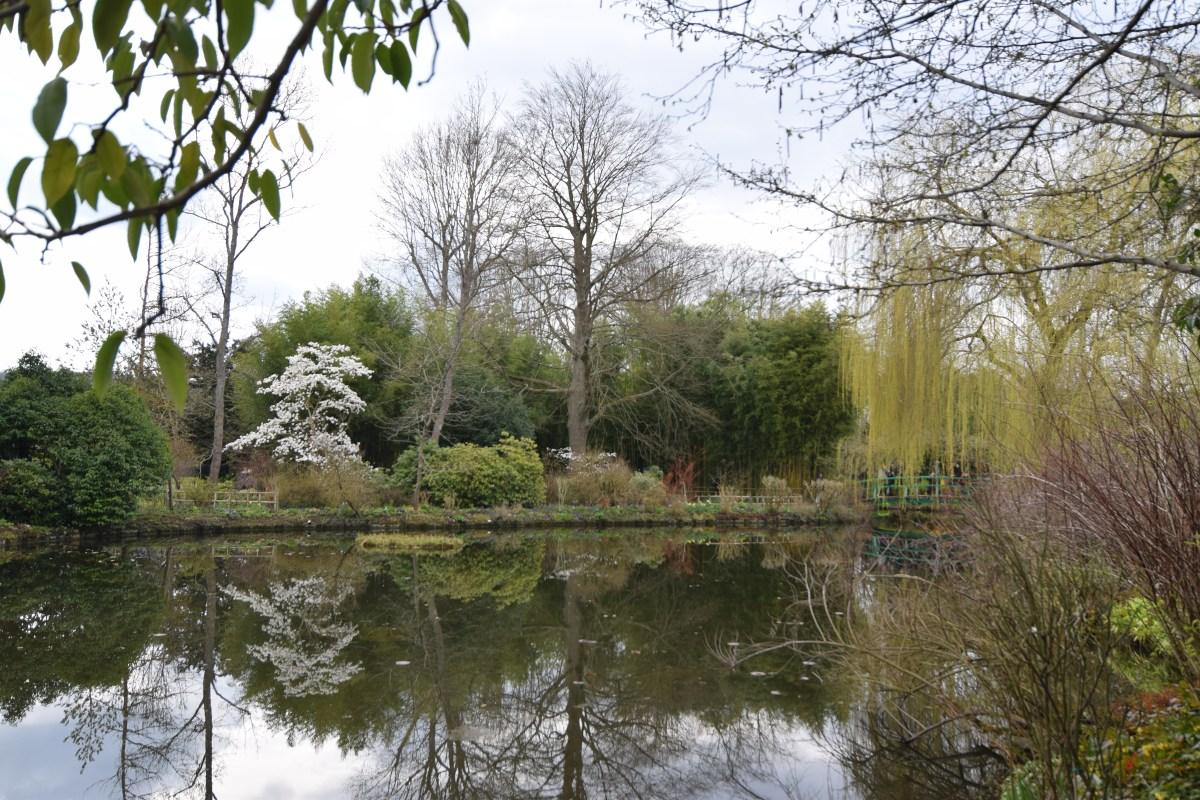 Pâques aux jardins de Claude Monet