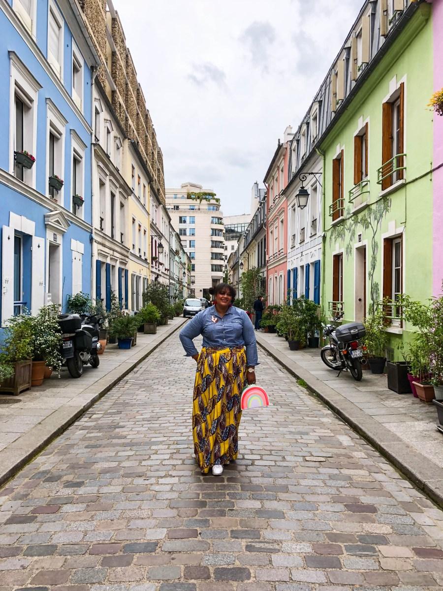 Places in Paris: rue Crémieux