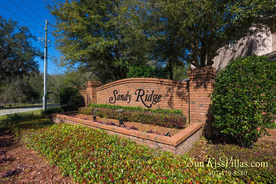 Sandy Ridge - Disney Vacation Rental Community