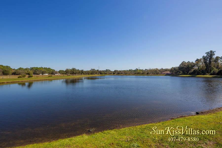 Sandy Ridge Lake