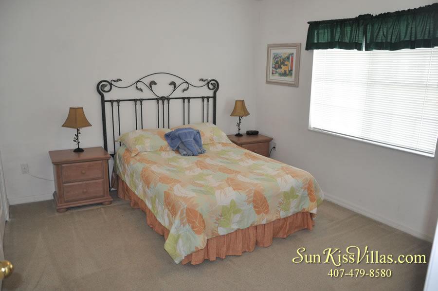 Orlando Vacation Rental - Disney Fun - Bedroom