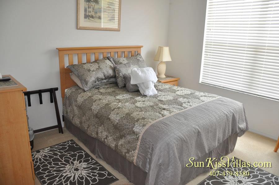 Solana Resort Vacation Rental Near Disney - Disney Gem - Bedroom