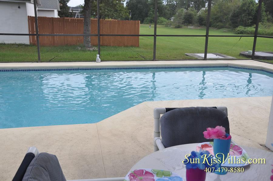 Disney Vacation Rental - Disney Magic - Pool