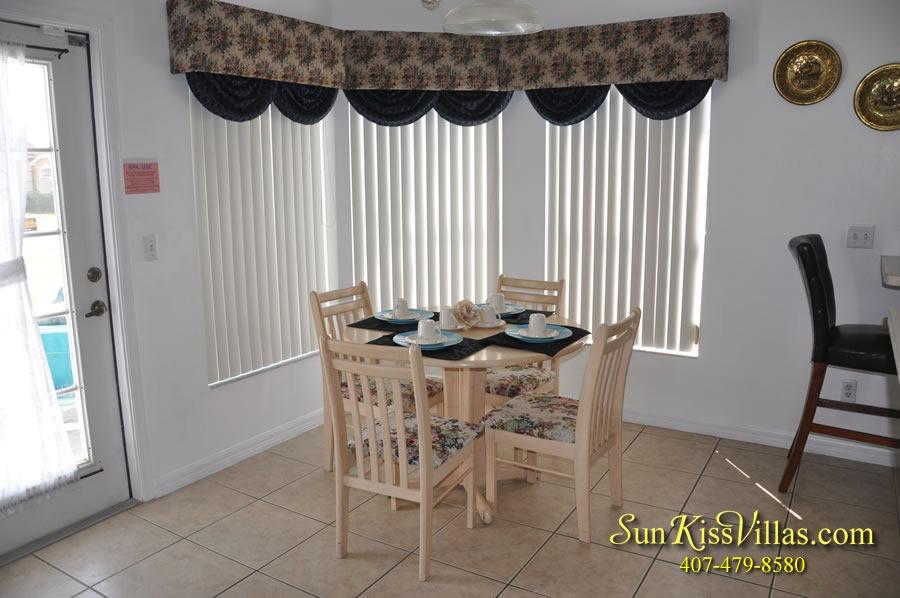 Disney Vacation Home Rental - Disney Palms - Breakfast