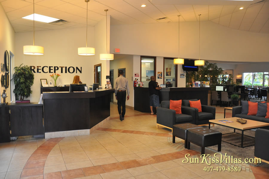 Encantada Resort Reception