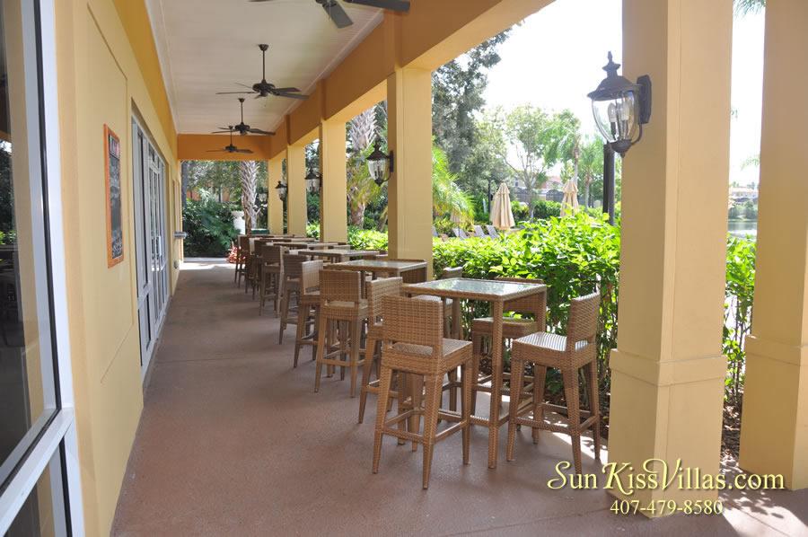 Encantada Resort Veranda