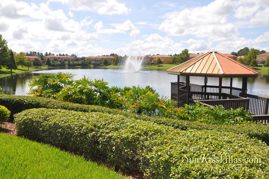 Encantada Resort Lake