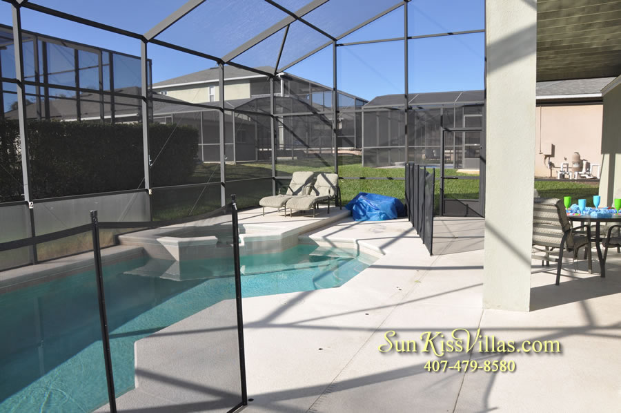 Disney Vacation Villa - Henley Park - Pool