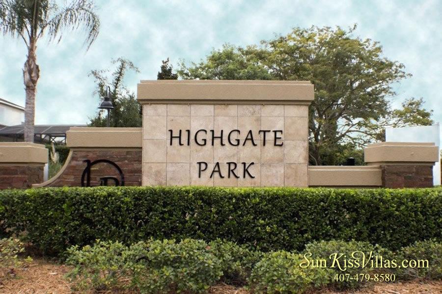 Highgate Park Vacation Rental Community