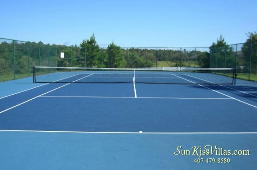Highgate Park Vacation Rental Community Tennis Court