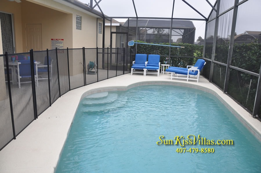 Disney Vacation Rental Home - Mickey's Cottage - Pool
