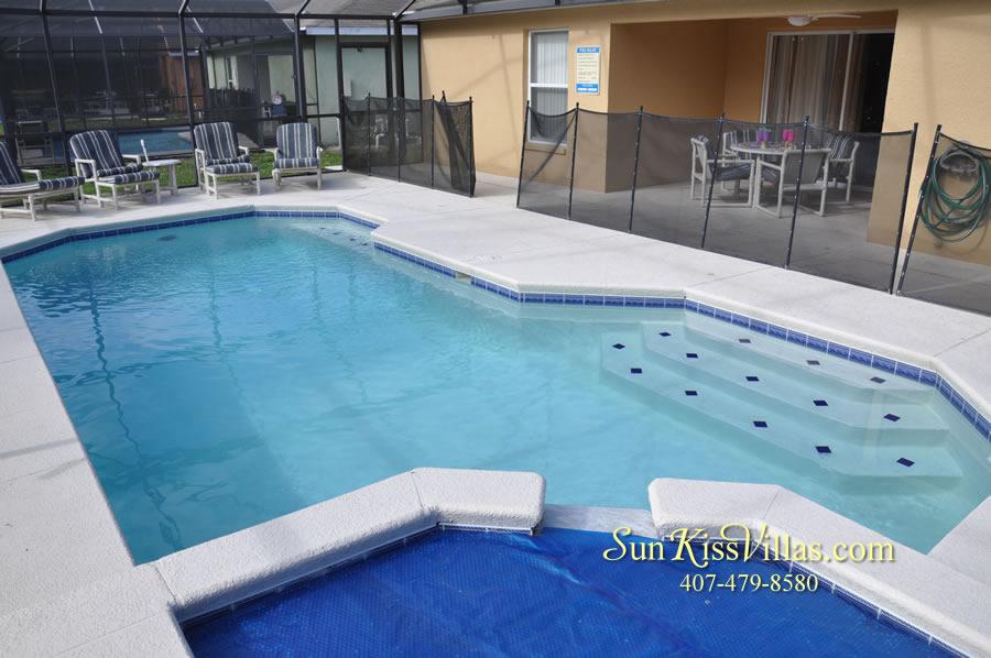 Vacation Villa Near Disney - Misty Cay - Pool and Spa