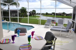 4 Bedroom Disney Vacation Rental Homes