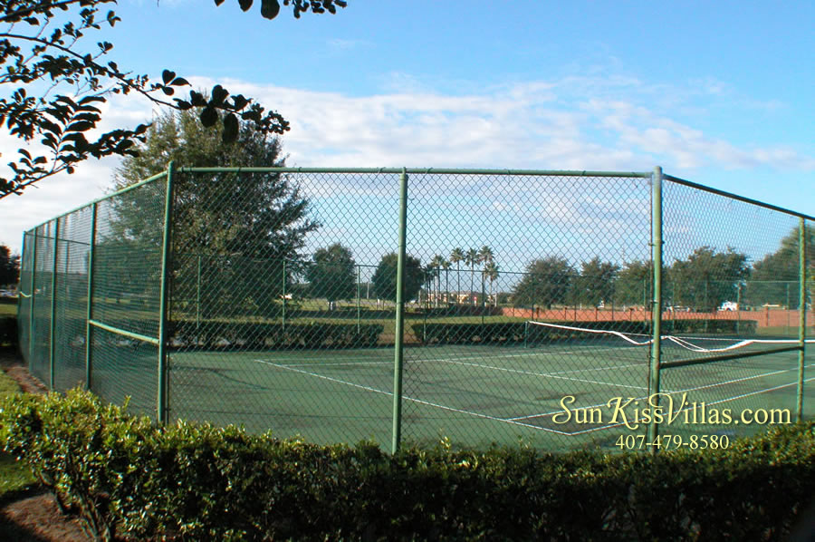 The Palms - vacation home community Tennis