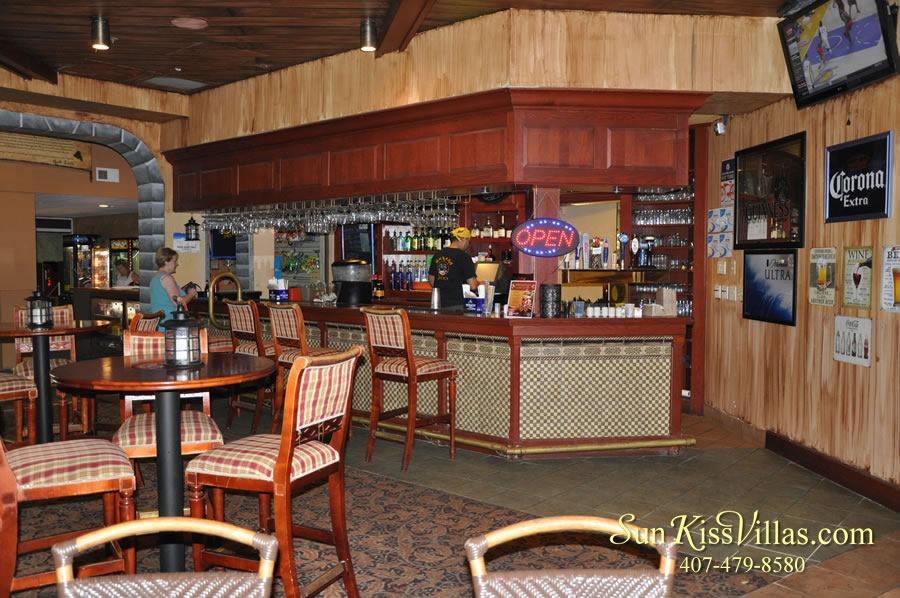 Regal Palms Resort Bar