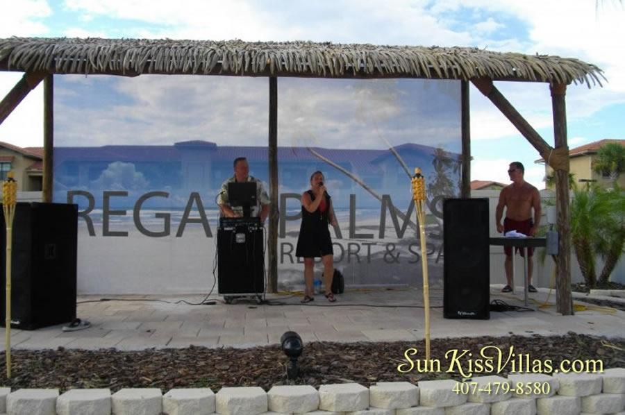 Regal Palms Resort Live Entertainment