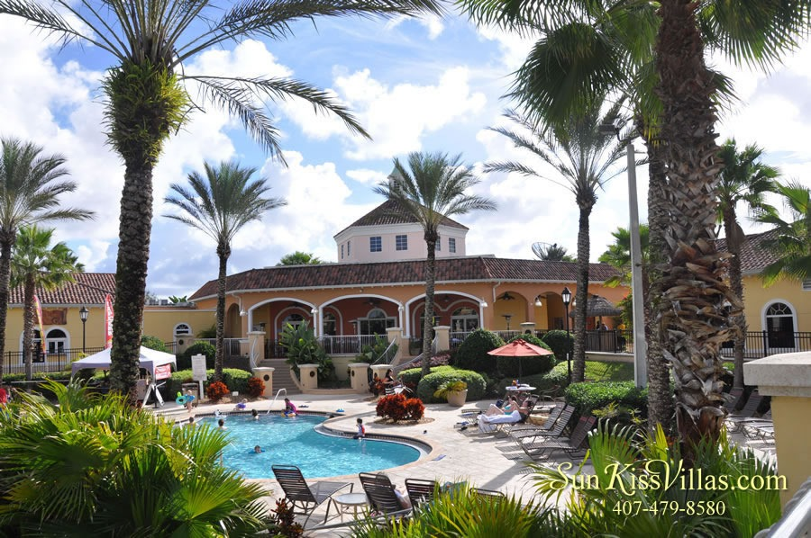 Regal Palms Resort Clubhouse
