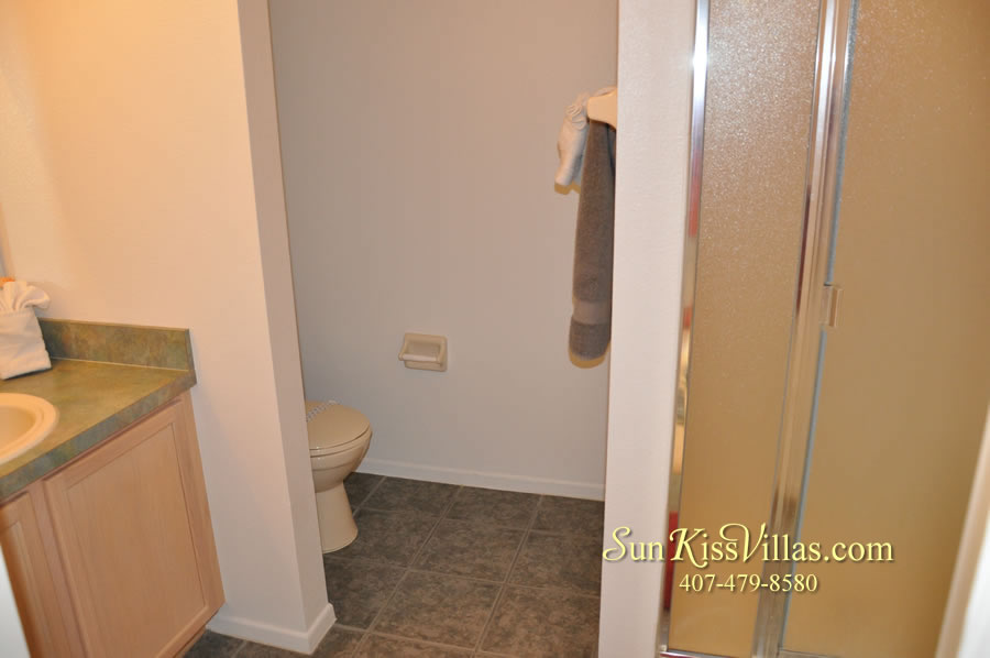Disney Villa Rental - Sunrise - Bathroom