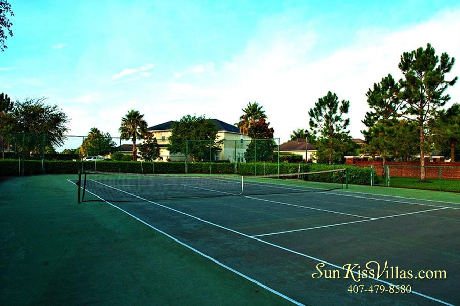 West Haven Tennis Court