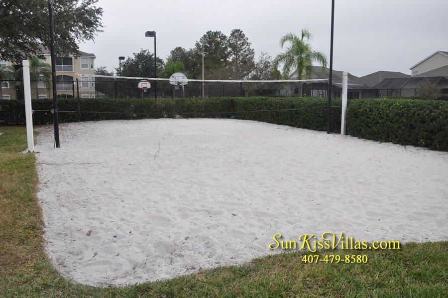 Windsor Palms Volleyball Court