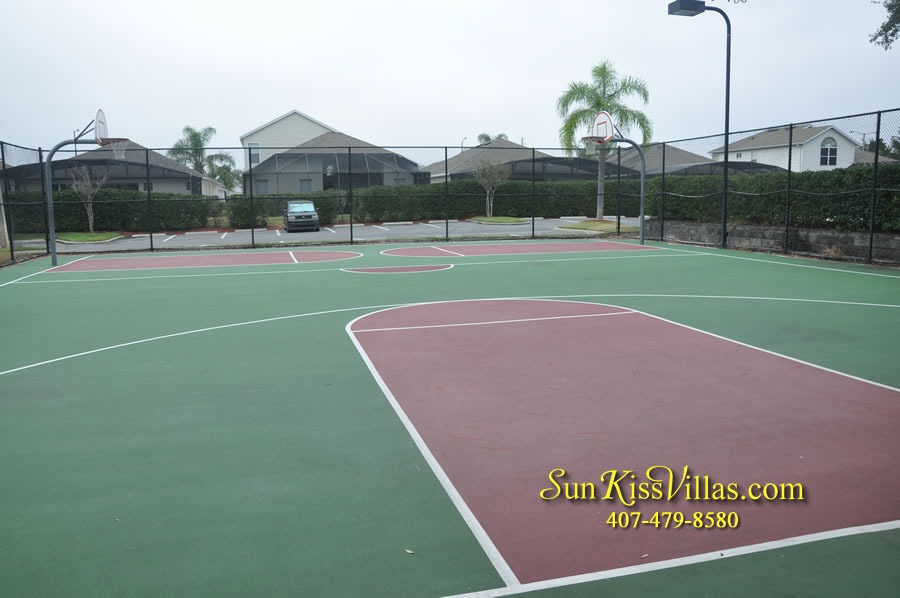 Windsor Palms Basketball Court