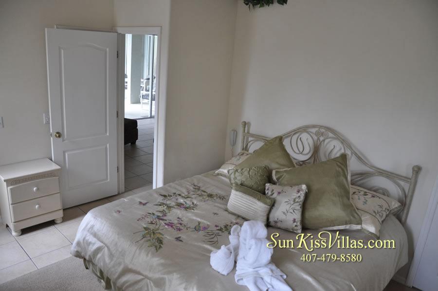 Disney Villa Rental - Heron Bay - Bedroom