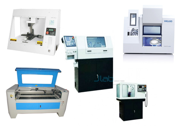CAD and CAM Lab Equipment