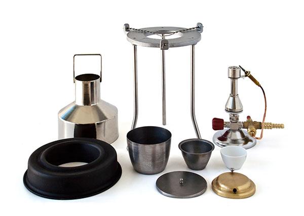 Carbon Residue Test Apparatus