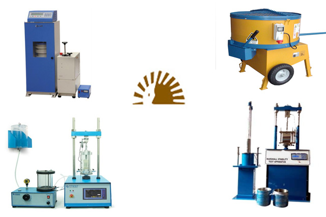 civil engineering lab equipment