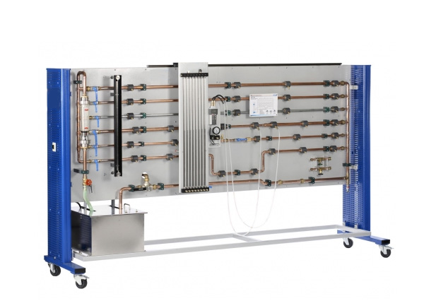 Fluid Friction Measurements