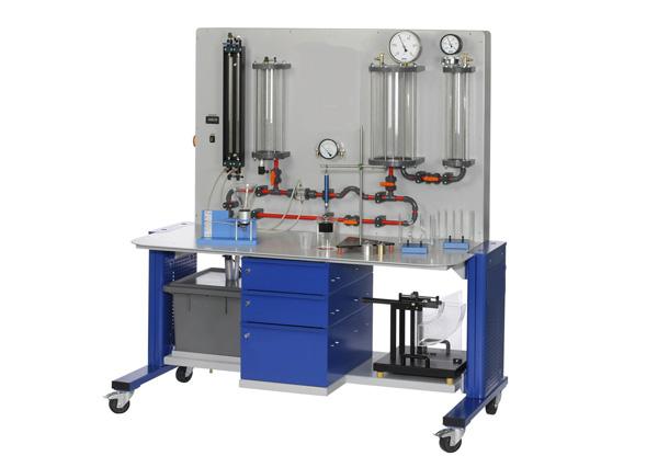 Fluid Properties & Hydrostatics Bench