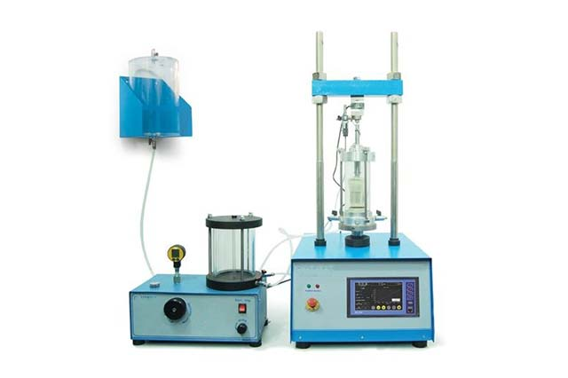 Triaxial Test Apparatus