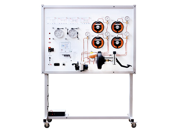 Abs Braking System Training Board Simulator