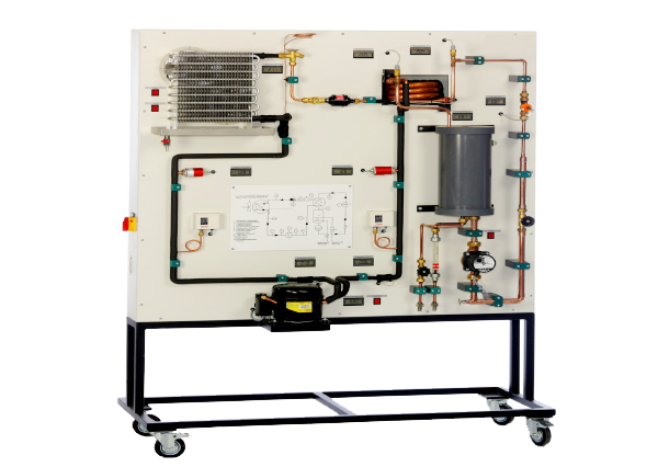 Bench Top Mechanical Heat Pump Trainer