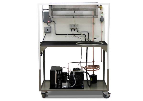 Computerized ICE Plant Trainer
