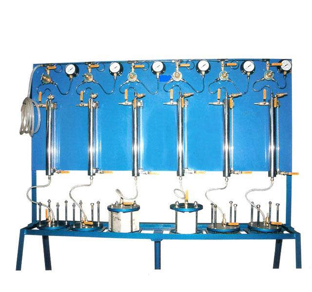 Concrete Permeability Test Apparatus