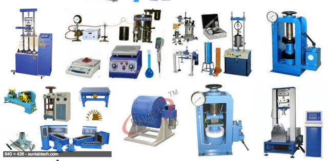 concrete testing machines