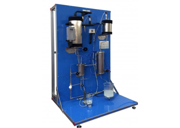 Separating & Throttling Calorimeter with mini boiler Test Bench