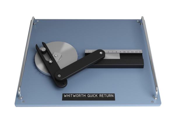 Whitworth Quick Return Apparatus