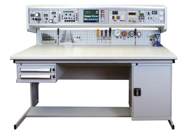 Electrical, Electronic  & Pneumatic Calibration Bench
