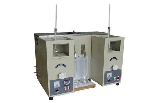 Distillation Range Apparatus