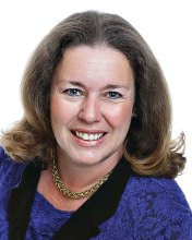 Joan Koerber-Walker will be the guest speaker at Rotary's breakfast meeting on July 8.
