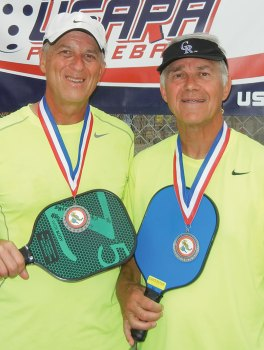 David Zapatka and Don Simmons