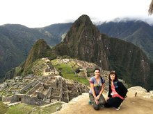 Dr. Lacinda Froseth and daughter Cassandra enjoyed a trip to Machu Picchu in March!