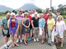 Savvy Travelers at Panama Canal and Costa Rica