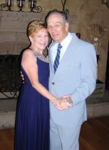 Vince and Peggy Rizzi, new dance club members