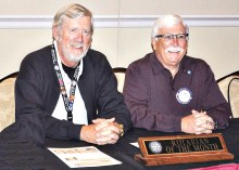 Bob Phillips and Greg Jewell